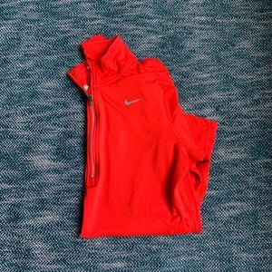 Coral Nike Pullover